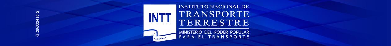 Instituto Nacional de Transporte Terrestre (INTT)